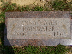 Anna <i>Cates</i> Rainwater