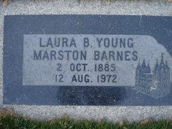 Laura Belle <i>Young</i> Barnes