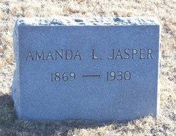 Amanda Luella <i>Harris</i> Jasper