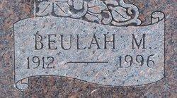 Beulah M. <i>VanTyle</i> Isgrigg