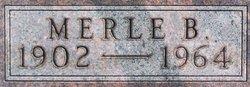 Merle Belle <i>Isgrigg</i> Johnson