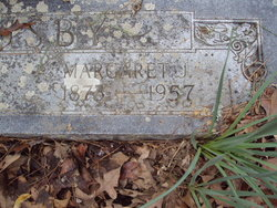 Margaret <i>Rice</i> Busby