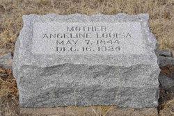 Angeline Louisa <i>Hickok</i> Adams