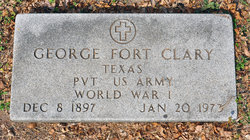 George Fort Clary