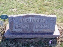Fredda <i>Dillinger</i> Bissinger