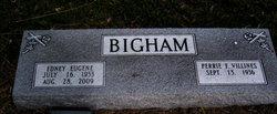 Edney Eugene Corky Bigham