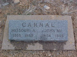 Missouri A. Carnal