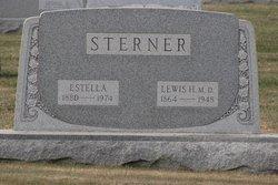 Dr Lewis Hildebrand Sterner