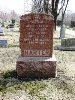 Jane <i>Smith</i> Harter
