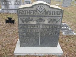 William Augustus Evans