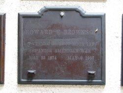 Howard Eugene Brownson