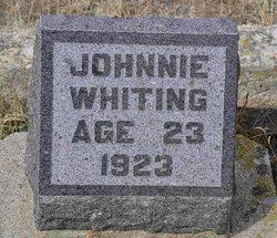 Johnnie Whiting