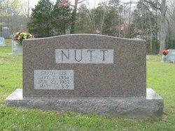 Rev Grady Lee Nutt