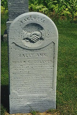 Sarah Ann Sally <i>Stokes</i> Collver