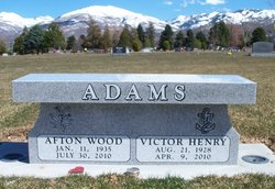 Afton <i>Wood</i> Adams
