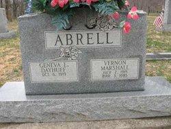 Vernon Marshall Abrell
