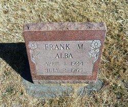 Frank M Alba