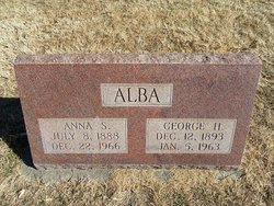 George H Alba