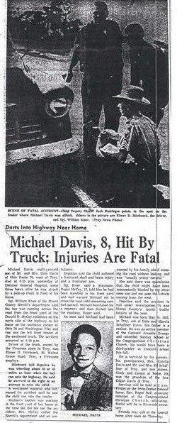 Michael E. Mikey Davis