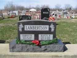Harold Wayne Lambertson