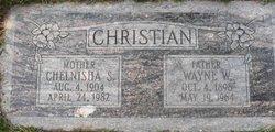 Wayne Winford Christian