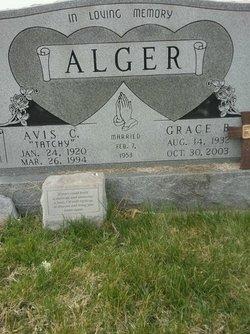 Grace <i>Bambers</i> Alger