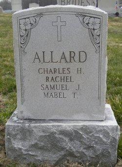 Mabel T. <i>Vera</i> Allard