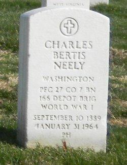 Charles Bertis Bert Neely