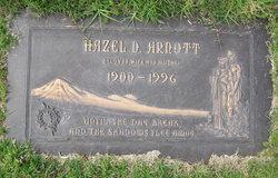 Hazel <i>Duncan</i> Arnott