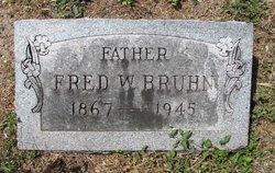 Frederick Fritz Wilhelm Bruhn