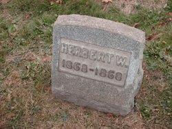 Herbert W Albertson