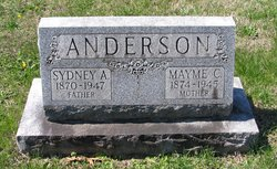 Sydney A. Anderson