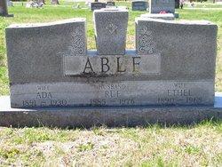 Ethel Able