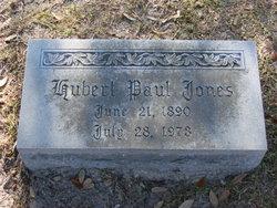 Hubert Paul Jones, Sr