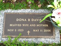 Dona B. Davis