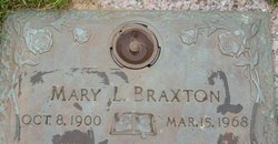 Mary L. Braxton