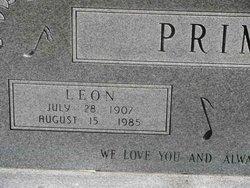 Leon Prima