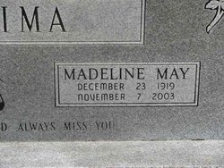 Madeline May Prima