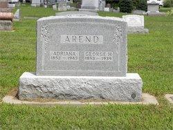 Adriana Jennie <i>Byl</i> Arend