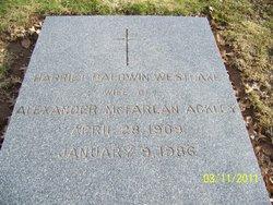 Harriet Baldwin <i>Westlake</i> Ackley
