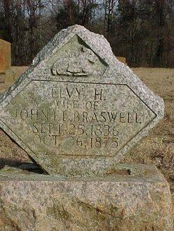 Elvia Price Elvy <i>Hargett</i> Braswell