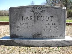 Fannie <i>Johnson</i> Barefoot