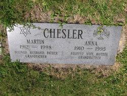Anna Chesler