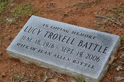 Lucy <i>Troxell</i> Battle