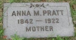 Anna Maretta <i>Colton</i> Pratt