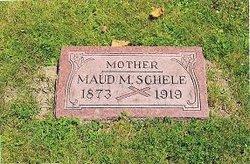 Maud Mary <i>Saunders</i> Schele
