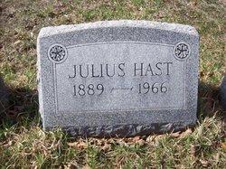Julius C Hast