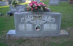 Ethel Ann <i>Harrison</i> Anthony