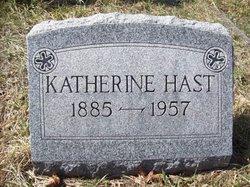 Katherine Hast