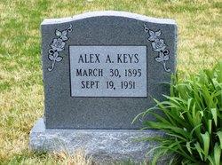 Alex A. Keys